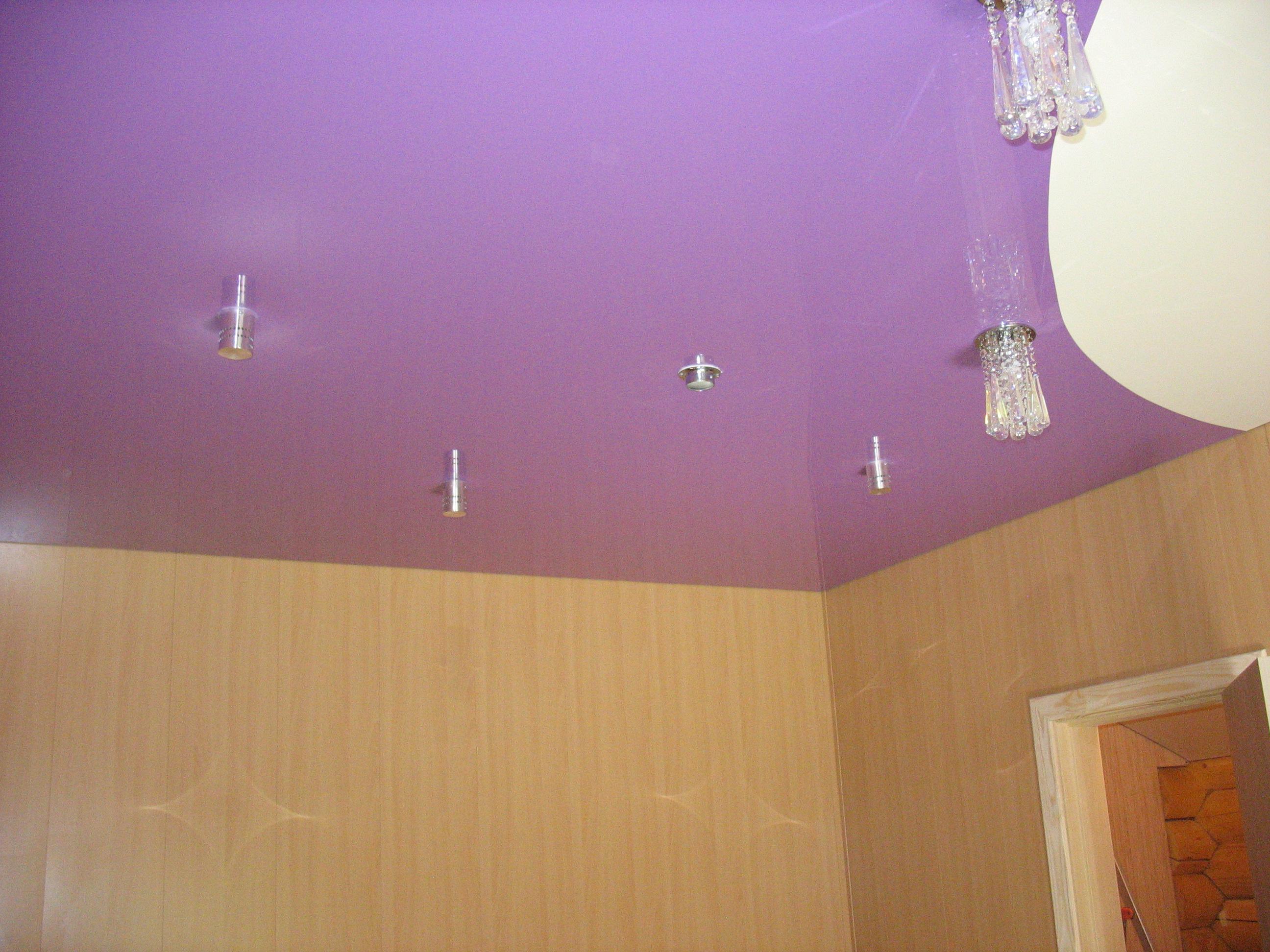 Как правильно подобрать цвет натяжного потолка. - Мир потолков 6